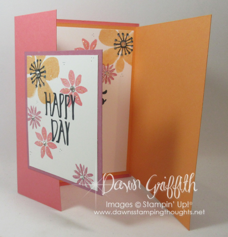 Happy Day card for Mary front Dawn Griffith