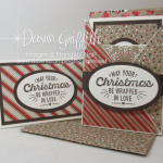 Christmas Box with Note Cards & Envelopes video