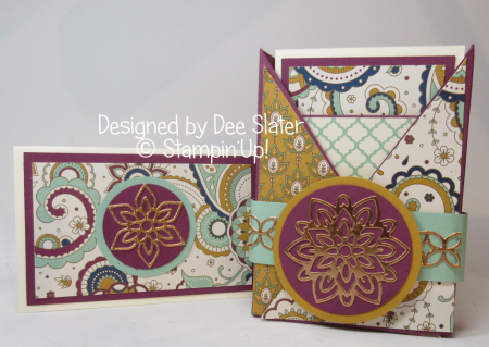Note Card Box Dee Slater