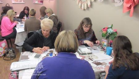 Nov stamp club #2 Dawn Griffithj