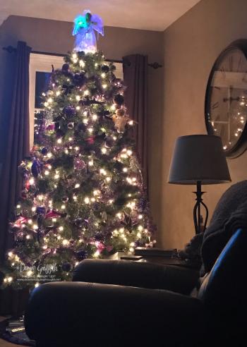 Christmas Tree 2016 Dawn Griffith