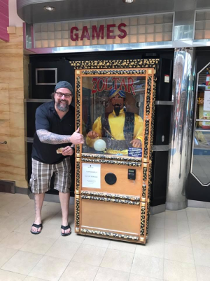 Zoltar and Rich Allure of the Seas 2017