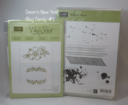 Dawn's New Year Blog Candy #1