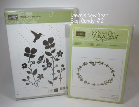 Dawn's New Year Blog Candy #2
