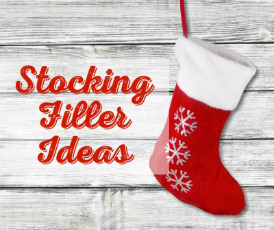 Stocking Fillers ideas click HERE