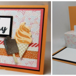 Cool Treats Pop up Birthday card video