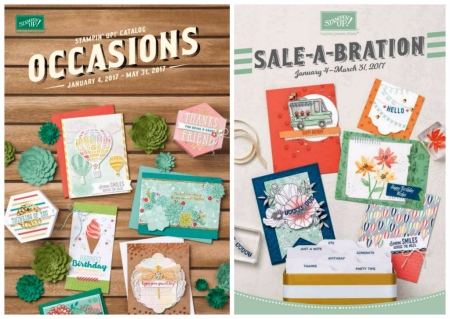 Occasions and Sale-a-Bration 2017 click HERE to shop