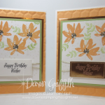 Sale-a-Bration Avant Garden birthday card video