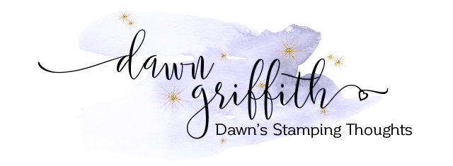 Dawn's Stamping Thoughts Logo
