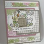 Double Flap Fold Easter card video