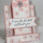 Blooms & Wishes ~ Mothers Day card