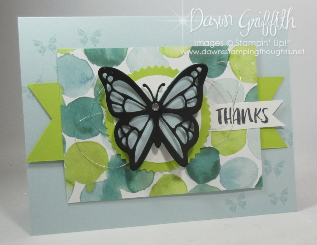 Naturally Eclectic designer paper , Move Me Thinlits , Soft sky card stock , Starburst punch . cards were sent to my team members who took part of a card challenge last week .