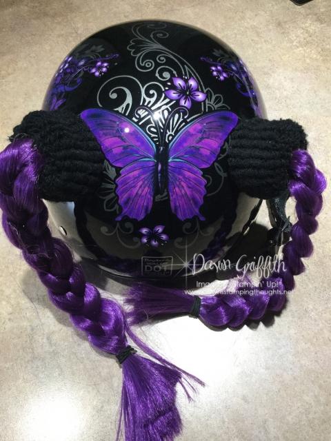 My New Helmet Dawn Griffith