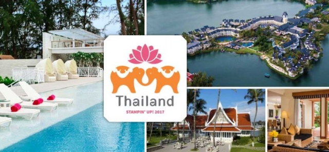 Thailand 2017 with Stampin'Up!