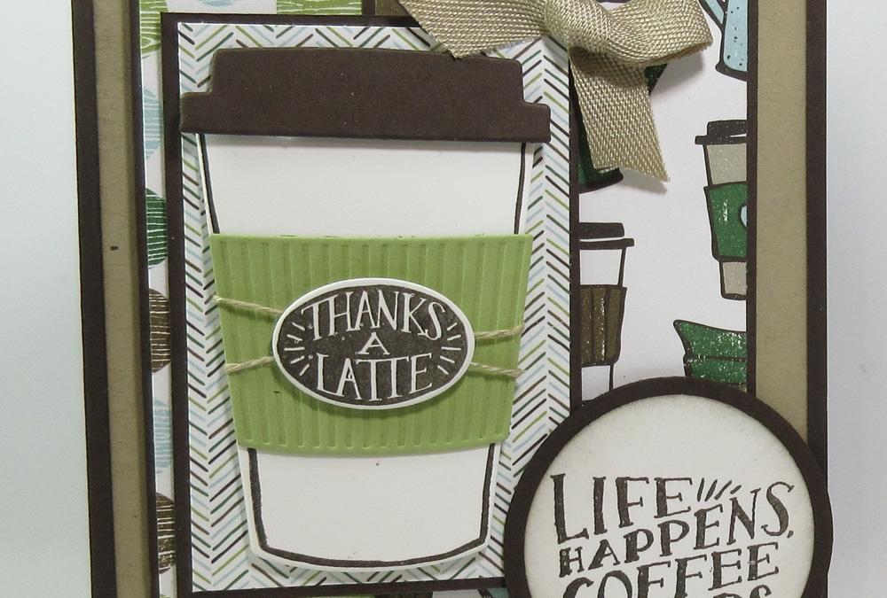 Life Happens… Coffee Helps .