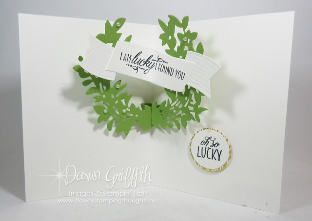 Lovely Friends Bundle check out my quick tip video posted on my blog www.Dawnsstampingthoughts,net by Dawn Griffith