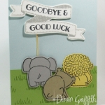 Goodbye & Good Luck card video