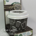 Mini Coffee Cup & Gift Card Holder Video