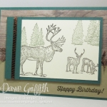 Nature Sings Masculine Birthday card video