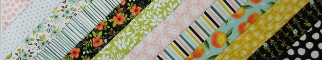 Whole Lot of Lovely Designer paper # 144110 Dawn Griffith