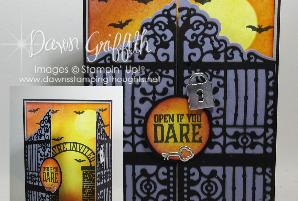 Graveyard Gate card video