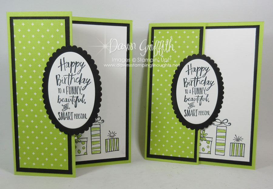 Happy Birthday card video