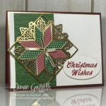 Christmas Quilt card video
