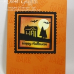 Pop Out Swing card Halloween video