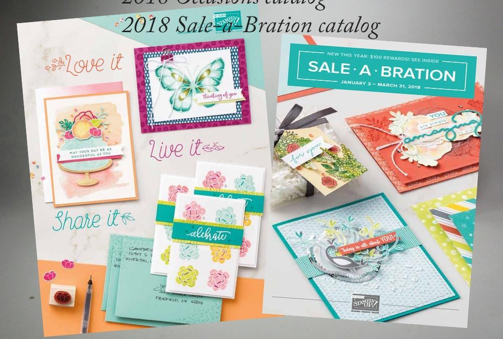 2018 Sale-a-Bration & 2018 Occasions