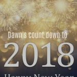 #2 Count down to 2018 with Dawn