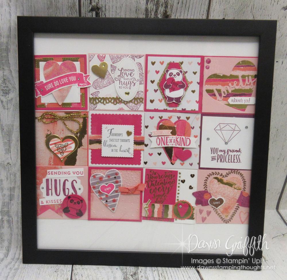 valentines sampler 12 x 12 frame dawn 39 s stamping thoughts. Black Bedroom Furniture Sets. Home Design Ideas