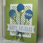 The Glitter Pit~ Perennial Birthday kit video