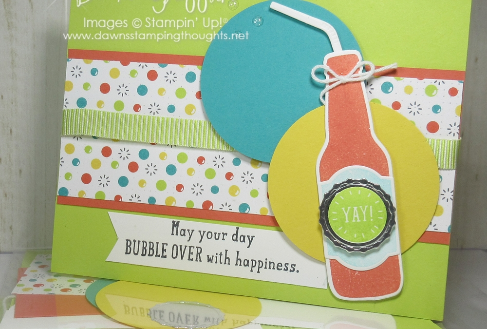 Bubble Over with Happiness