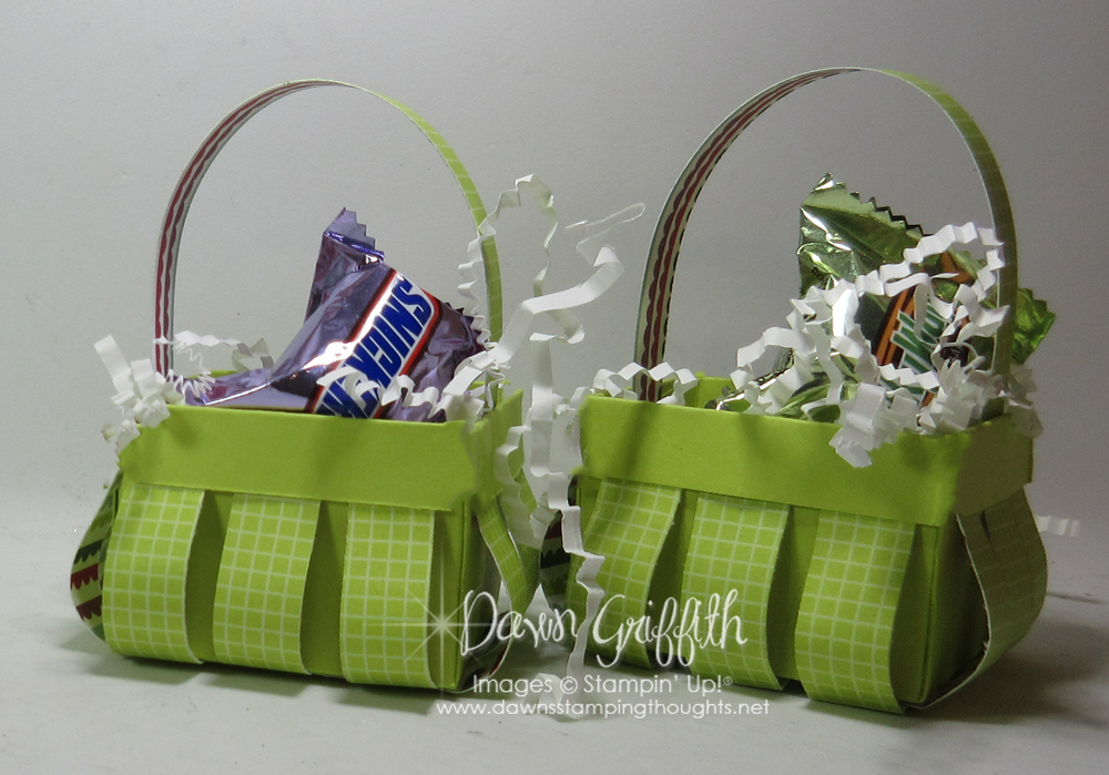 Small easter basket video dawns stamping thoughts small easter basket video negle Images