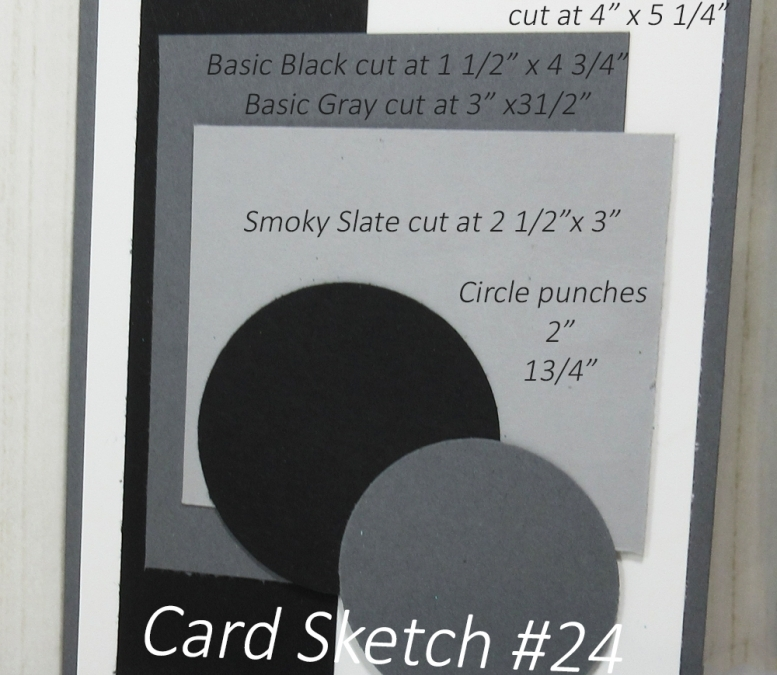 Card Sketch #24