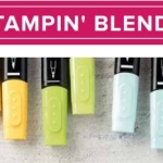 Brand New Stampin' Blends  are available right now