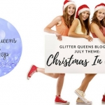 Christmas in July ~ Glitter Queens blog hop video.