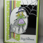 Halloween Card Sketch #41