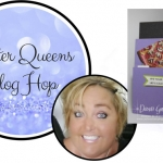 Glitter Queens Blog Hop~ August Theme Inspired by Dawn.