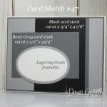 Card Sketch #47