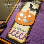 Paper Pumpkin Halloween Treats