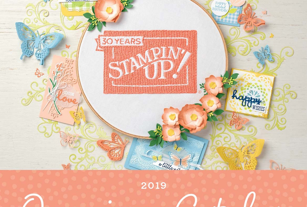 Dawn's  2019 Occasions Catalog Paper Share