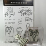 Brand New Stampin'Up! Cling Stamps ~ How to video