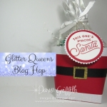 Glitter Queens Blog Hop ~ Tags & Bags