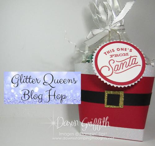 Glitter Queens Blog Hop ~ Tags & Bags