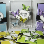 Glitter Queens Sale-a-Bration in 2 ways blog hop .