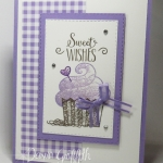 Two for Thursday ~ Hello Cupcake Birthday card video