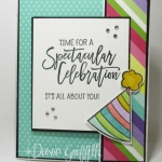 Friday Fun Day ~Birthday Cheer card videos