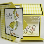 Two for Thursday ~ Dutch Door card videos