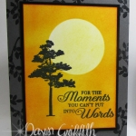 Rooted in Nature Sympathy card video